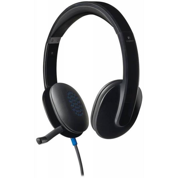 Product image for Logitech H540 USB Headset | AusPCMarket Australia