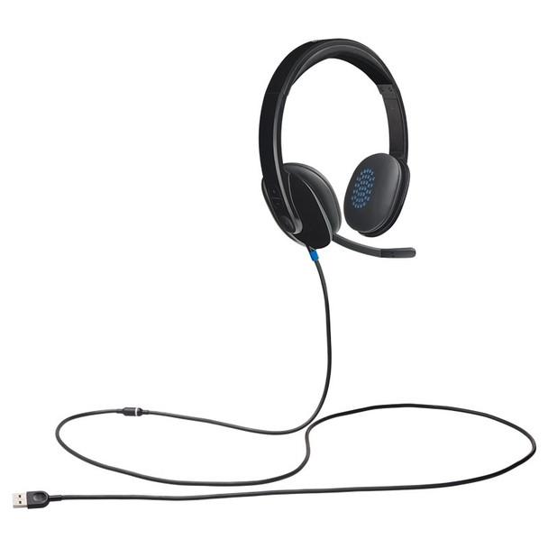 Logitech H540 USB Headset Product Image 4