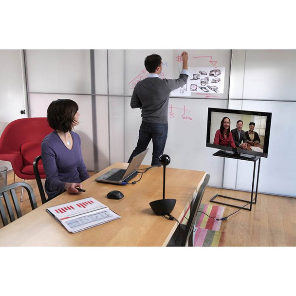 Logitech ConferenceCam BCC950 USB Camera Product Image 2
