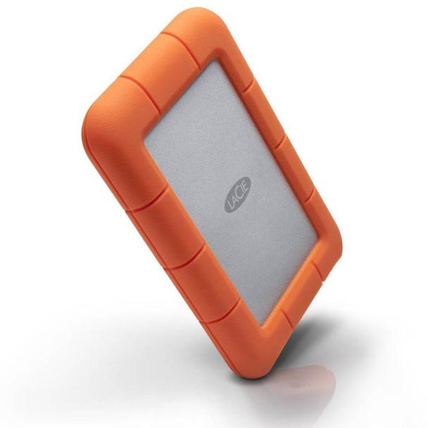 LaCie 1TB USB 3.0 Rugged Mini Portable Hard Drive Product Image 2