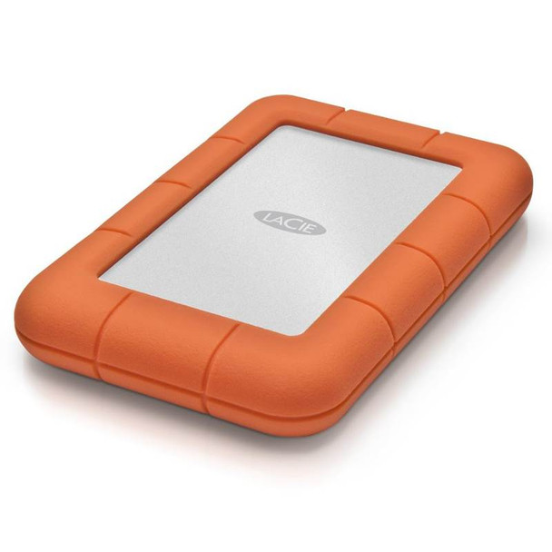 LaCie 2TB USB 3.0 Rugged Mini Portable Hard Drive Product Image 3