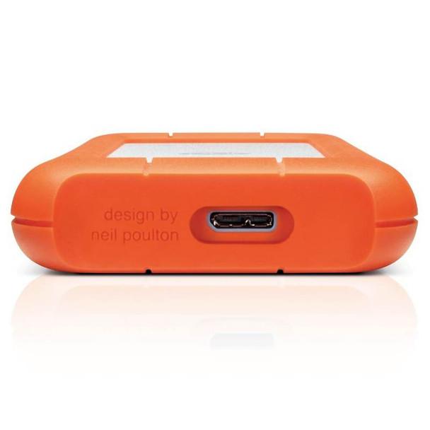 LaCie 2TB USB 3.0 Rugged Mini Portable Hard Drive Product Image 4