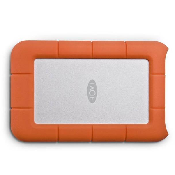 LaCie 2TB USB 3.0 Rugged Mini Portable Hard Drive Product Image 6