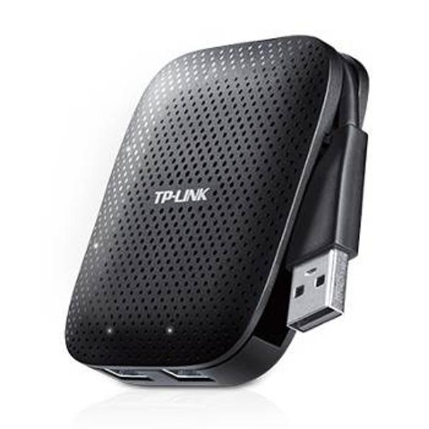TP-Link UH400 USB 3.0 4-Port Portable Hub Product Image 3