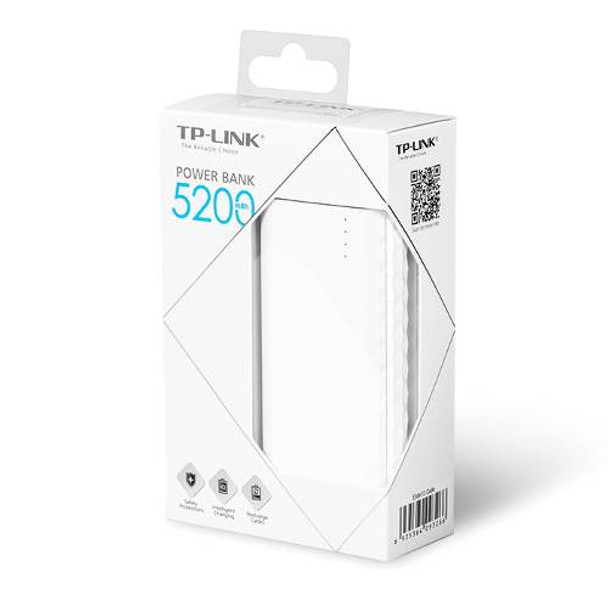 TP-Link TL-PB5200 5200mAh Power Bank Product Image 4