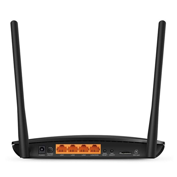TP-Link Archer MR200 AC750 Wireless Dual Band 4G LTE Router Product Image 2