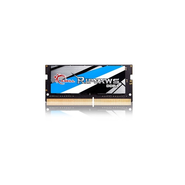 Product image for G.Skill 16GB DDR4 2400MHz Single Channel Ripjaws SODIMM   AusPCMarket Australia
