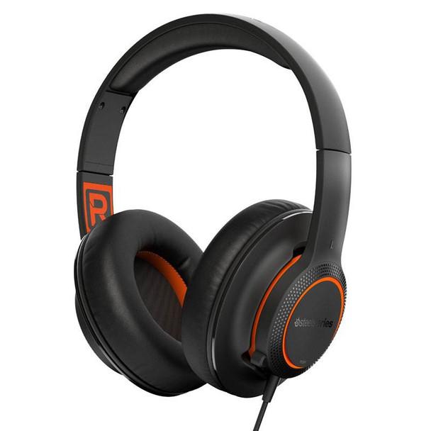 Product image for SteelSeries Siberia 100 Gaming Headset   AusPCMarket Australia