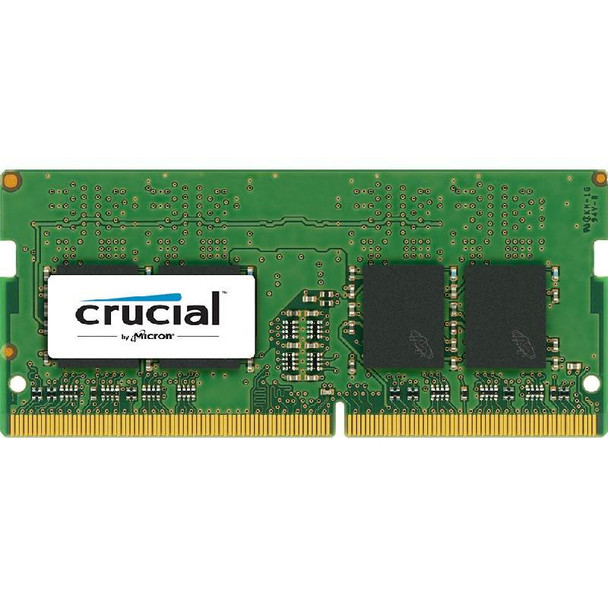 Product image for Crucial 16GB (1x 16GB) DDR4 2400MHz SODIMM Memory | AusPCMarket Australia