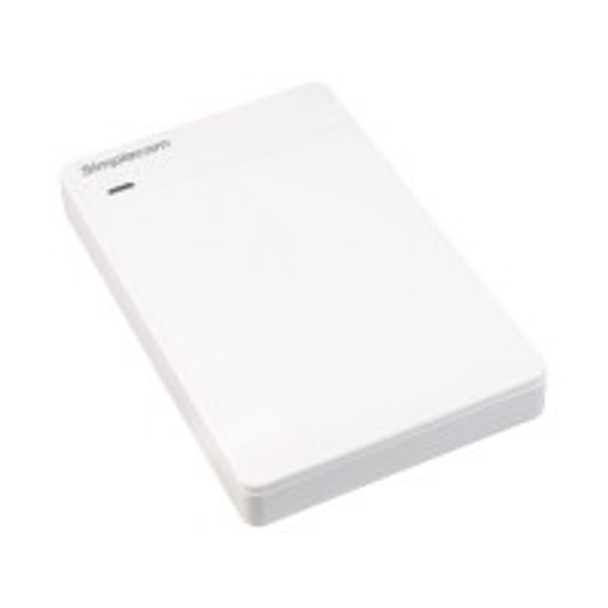 Product image for Simplecom SE203 Tool Free 2.5in SATA drive to USB3 Drive Box White | AusPCMarket Australia