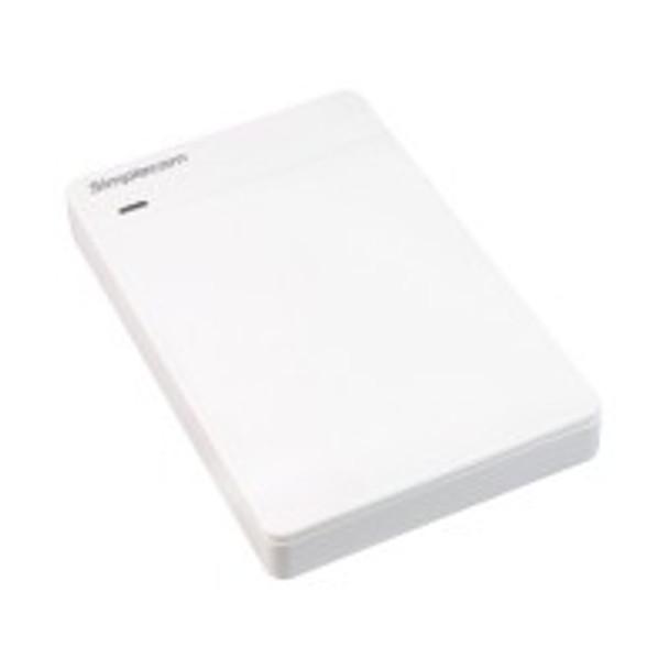 Product image for Simplecom SE203 Tool Free 2.5in SATA drive to USB3 Drive Box White | AusPCMarket Australia