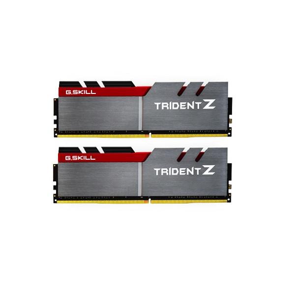 32GB G.Skill DDR4-3000 Dual Channel Trident Z [F4-3000C15D-32GTZ]