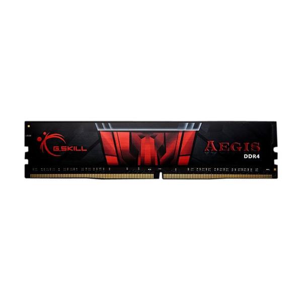 Product image for G.Skill 16GB DDR4 2400MHz Single Channel AEGIS   AusPCMarket Australia