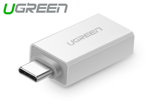 Product image for Adapter USB 3.1 Type-C Superspeed to USB3.0 Type-A Female   AusPCMarket Australia