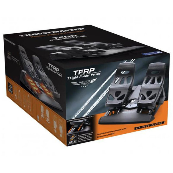 Thrustmaster Flight Rudder Pedals For PC & PS4 Product Image 3