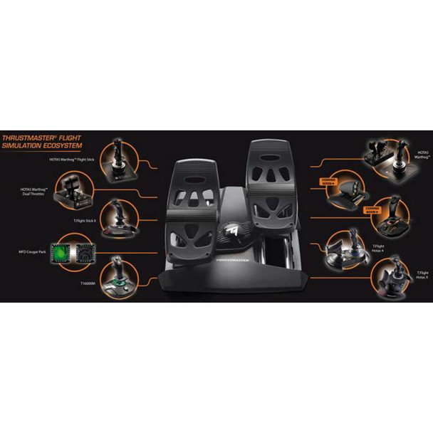 Thrustmaster Flight Rudder Pedals For PC & PS4 Product Image 11