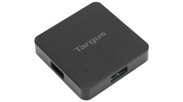 Product image for Targus 4-Port USB 3.0 SuperSpeed Hub   AusPCMarket Australia