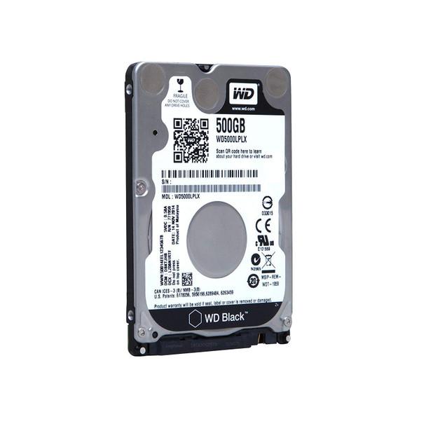 Product image for Western Digital WD Black 2.5in 500GB HDD   AusPCMarket Australia