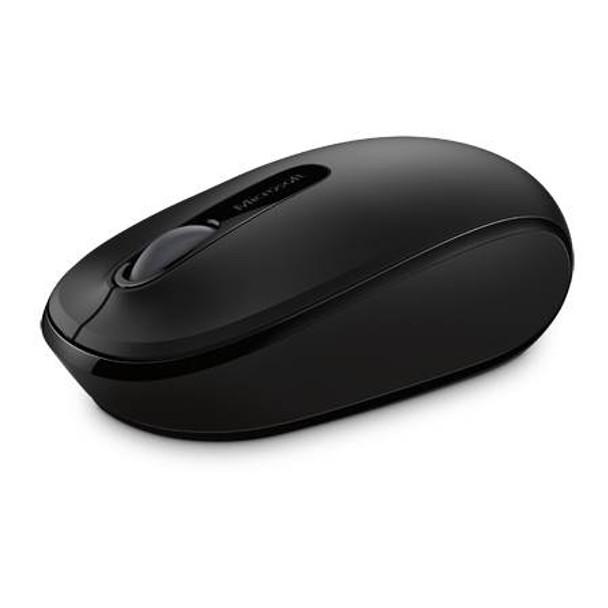 Product image for Microsoft Wireless Mobile Mouse 1850 - Black | AusPCMarket Australia
