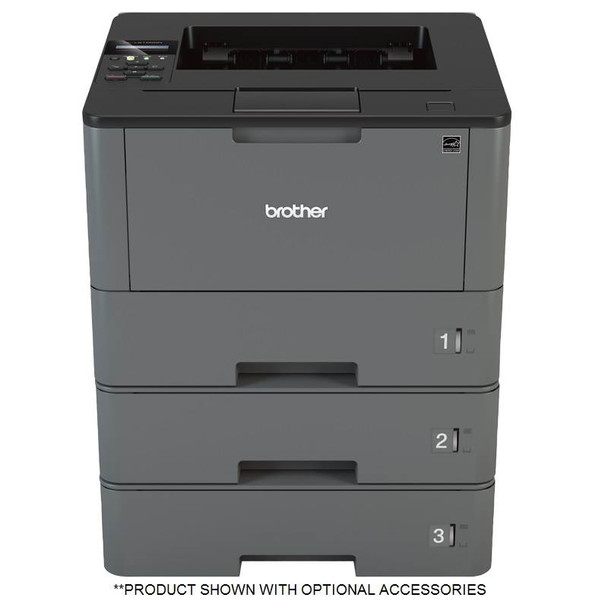 Brother HL-L5200DW Monochrome Wireless Laser Printer Product Image 7