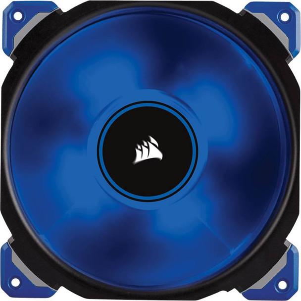 Corsair Pro ML140  LED 140mm Premium Mag-Lev Fan Blue Product Image 2