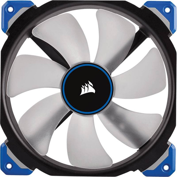 Corsair Pro ML140  LED 140mm Premium Mag-Lev Fan Blue Product Image 3