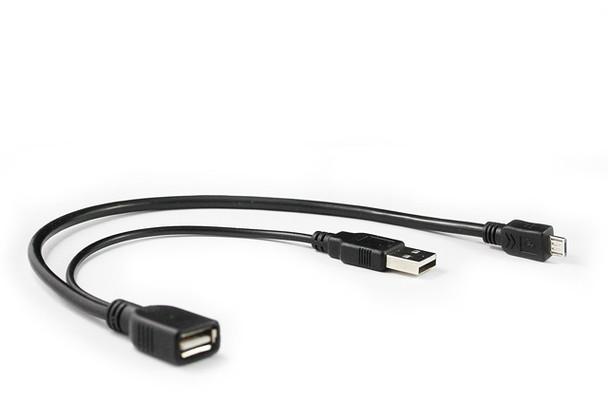 Product image for 30CM Micro USB Data/Power Cable | AusPCMarket Australia
