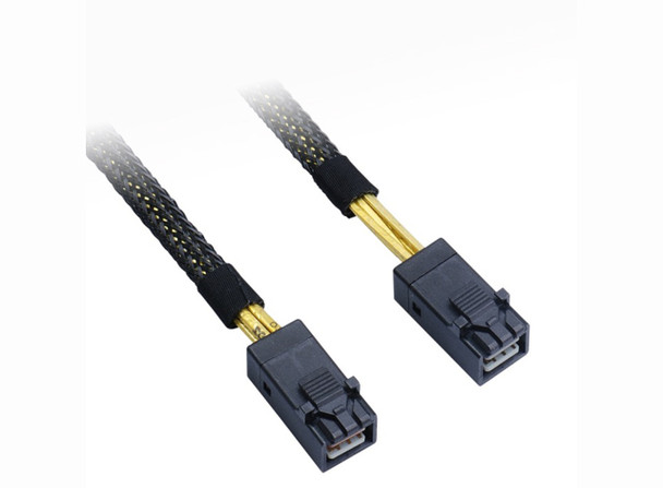 Product image for 50CM Internal MiniSAS HD To Mini SAS HD Cable | AusPCMarket Australia