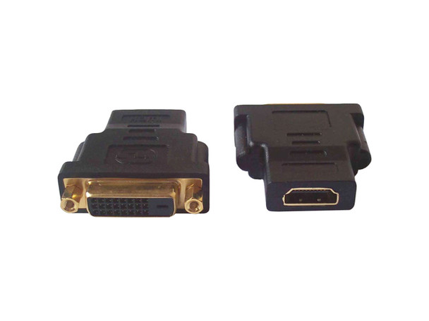 Product image for HDMI F and DVI F Adaptor/Joiner   AusPCMarket Australia