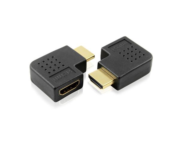 Product image for HDMI M-F Right Angle Adaptor | AusPCMarket Australia