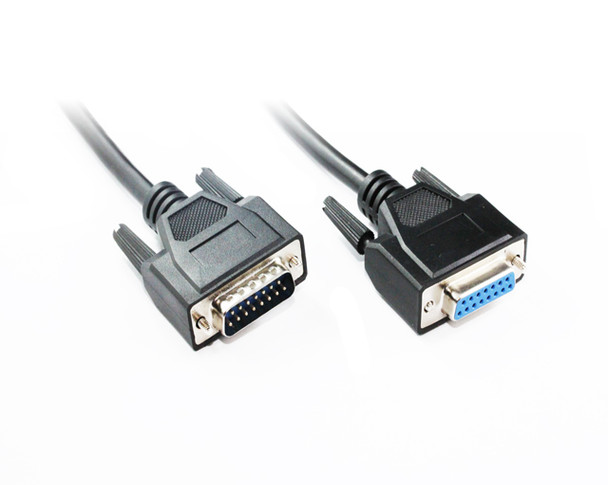 Product image for 3M DB15 M-F Data Cable | AusPCMarket Australia