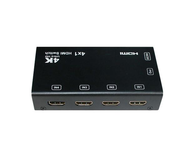 Product image for 4 Port HDMI 4Kx2K Switch | AusPCMarket.com.au