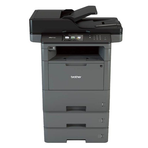 Brother MFC-L6700DW Laser Multi Function Monochrome Wireless Laser Printer Product Image 2