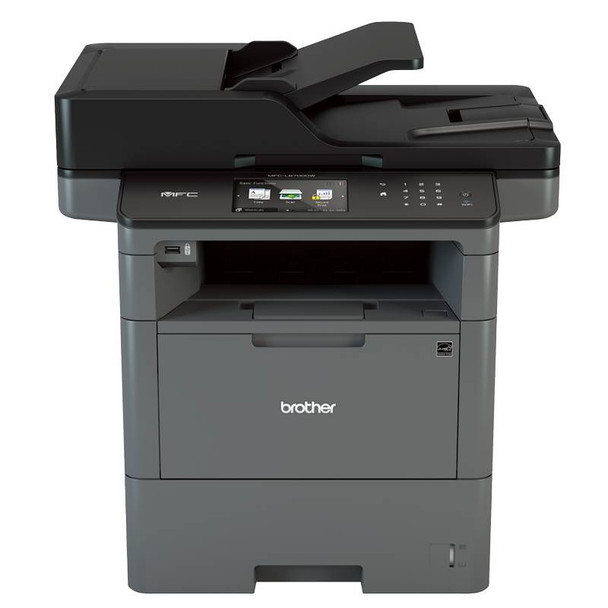 Brother MFC-L6700DW Laser Multi Function Monochrome Wireless Laser Printer Product Image 4