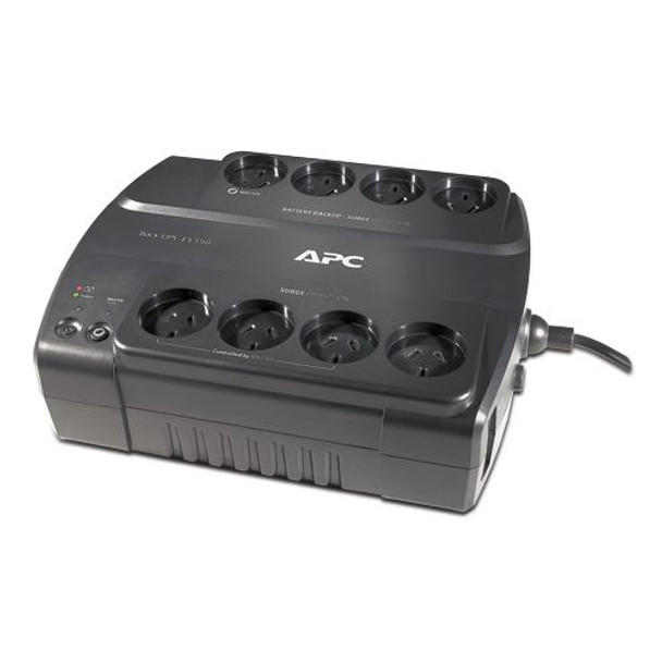 Product image for APC Power Saving Back-UPS ES 8 Outlet 550VA 230V | AusPCMarket.com.au