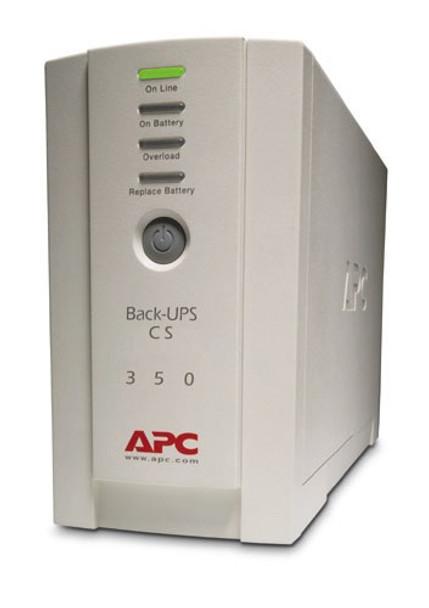 Product image for APC Back-UPS CS 350VA RoHS DB-9 RS-232 & USB Ports | AusPCMarket Australia
