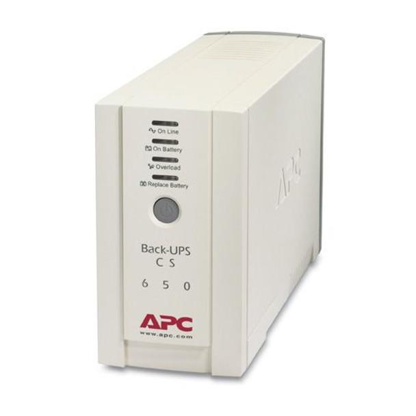 Product image for APC Back-UPS CS 650 UPS AC230V 650VA 4Output | AusPCMarket Australia