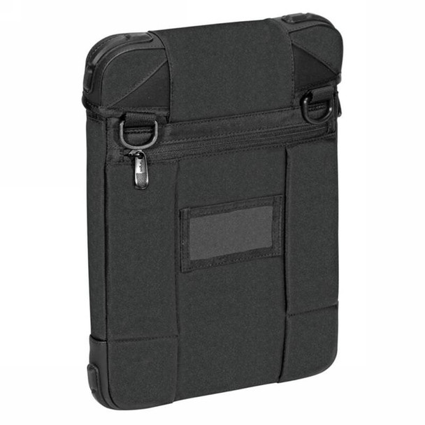 Targus Grid 12in Vertical Hooded Slipcase - Black-  Perfect for Surface Product Image 4