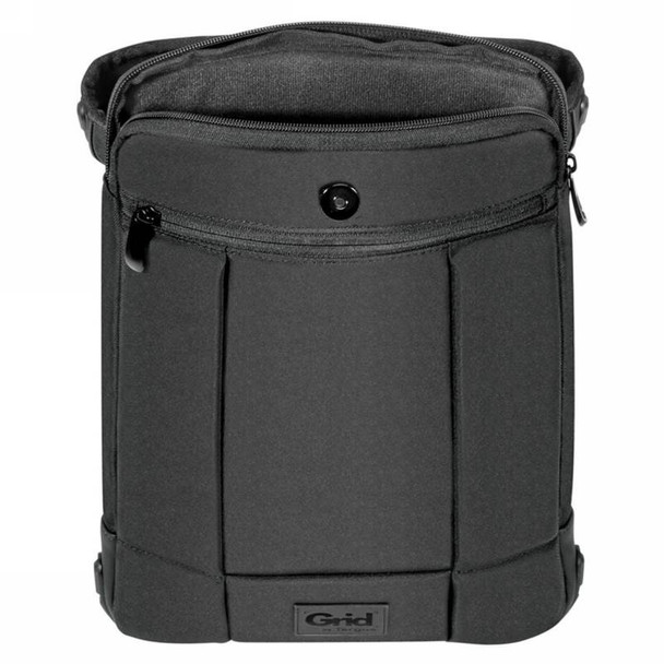 Targus Grid 12in Vertical Hooded Slipcase - Black-  Perfect for Surface Product Image 6