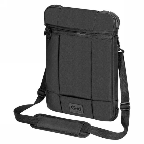 Targus Grid 12in Vertical Hooded Slipcase - Black-  Perfect for Surface Product Image 8