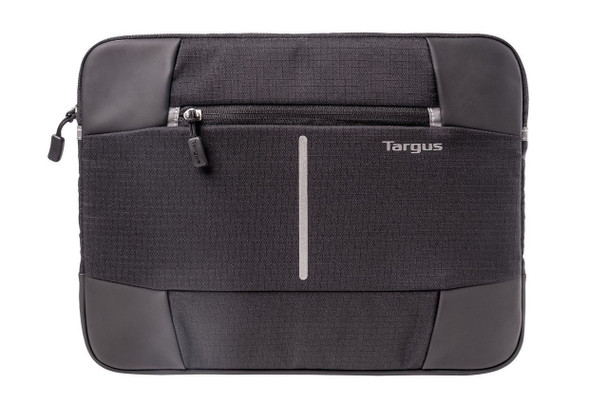 Product image for Targus 12.1in Bex II Laptop Sleeve - Black- Perfect for 12.5in Surface | AusPCMarket Australia