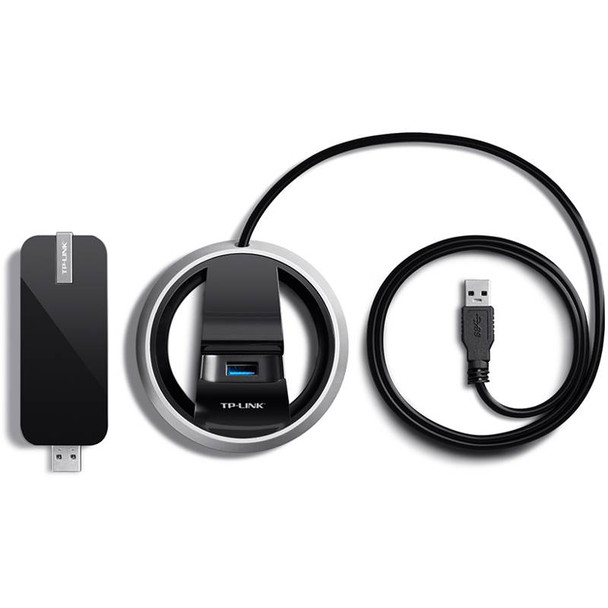 TP-Link Archer T9UH AC1900 High Gain Wireless Dual-Band USB 3.0 Adapter Product Image 3