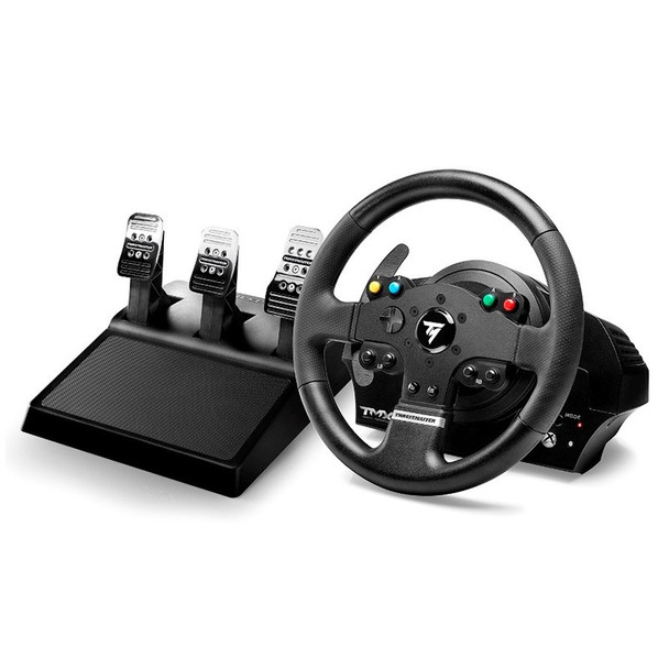 Product image for Thrustmaster Pro Racing Setup for PC and Xbox One | AusPCMarket Australia