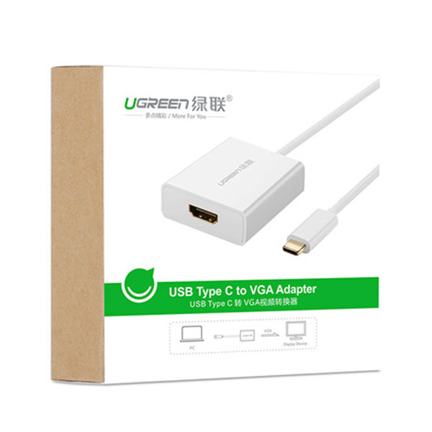 Product image for UGreen USB-C to HDMI Adapter  (40273)   AusPCMarket Australia