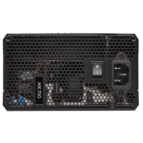Corsair HX750 Platinum 750W Power Supply Product Image 3