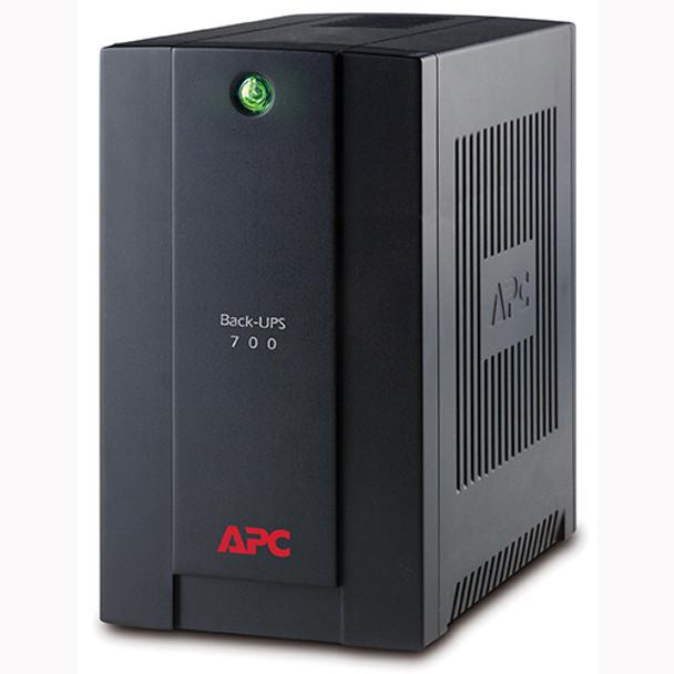 Product image for APC 700VA/230V Line Interactive Sinewave AVR Back-UPS   AusPCMarket Australia