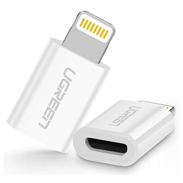 UGreen 20745 Micro USB to Lighting Adaptor Product Image 2