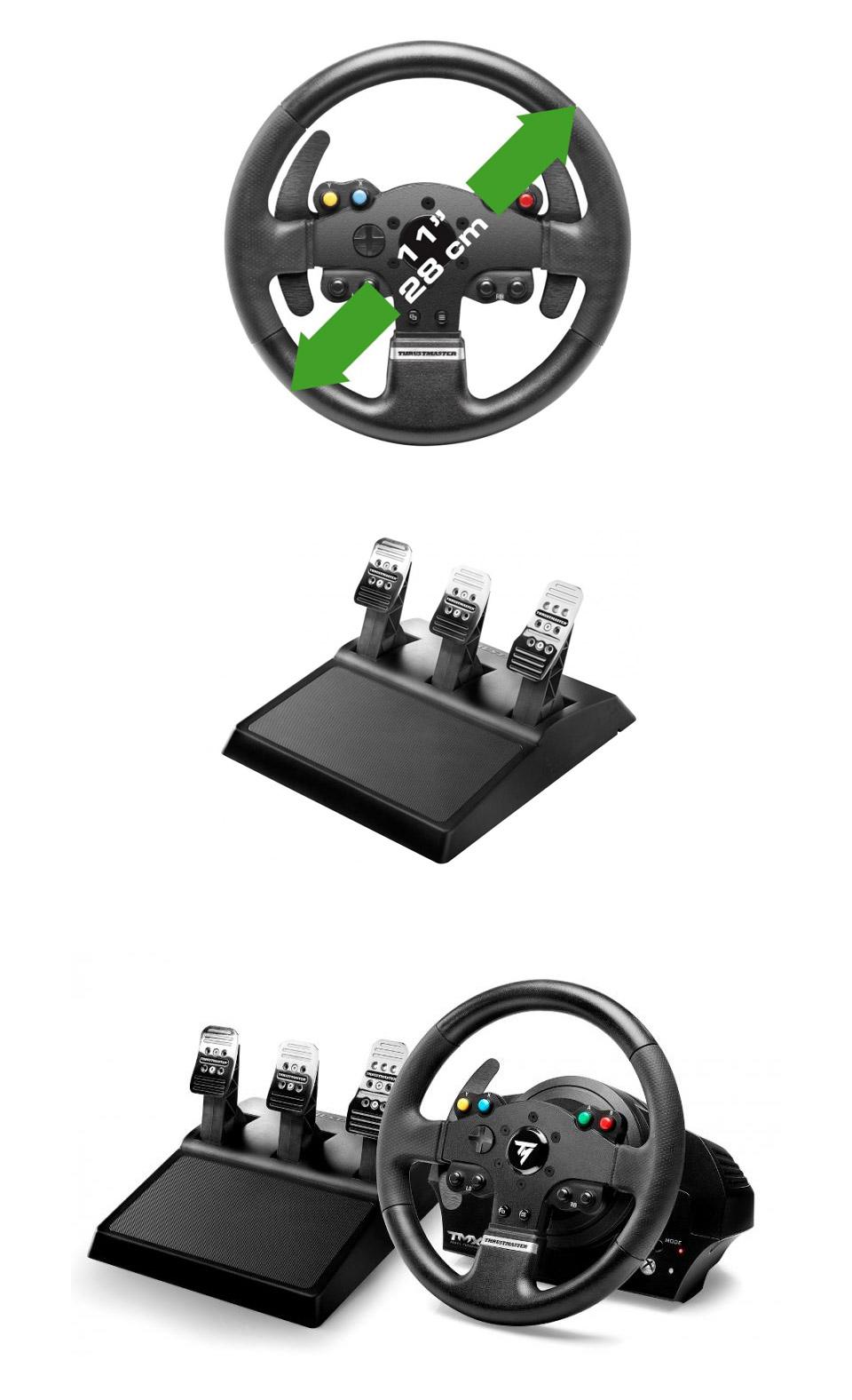 Thrustmaster Rudder Pedals Setup