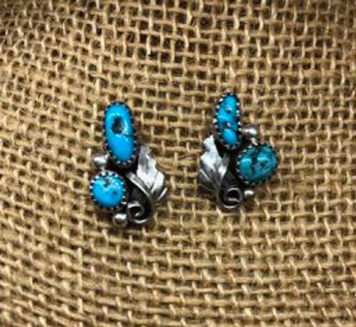 Fan Swirl Earrings