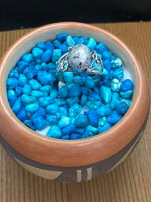 Buffalo Stone Ring